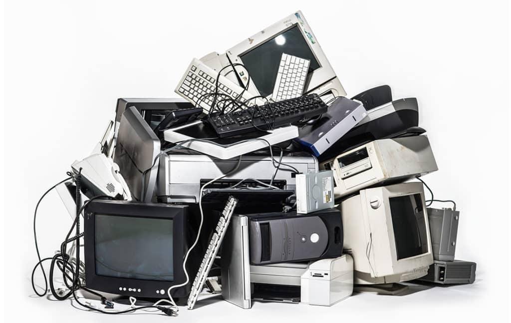 Сломанные компьютеры