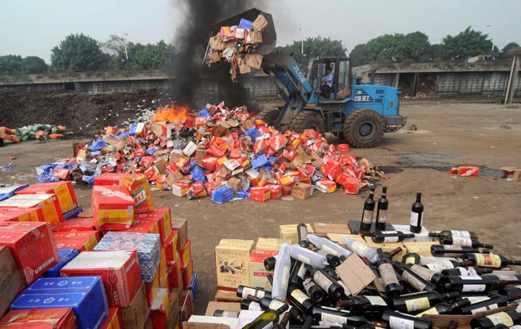 Утилизация товаров