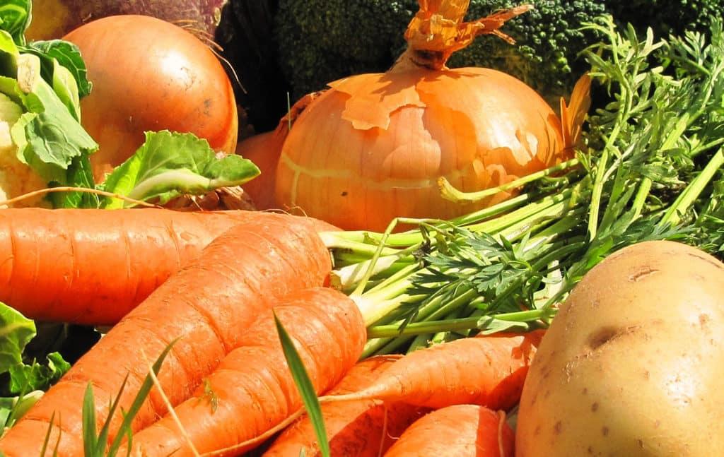 Утилизация овощей
