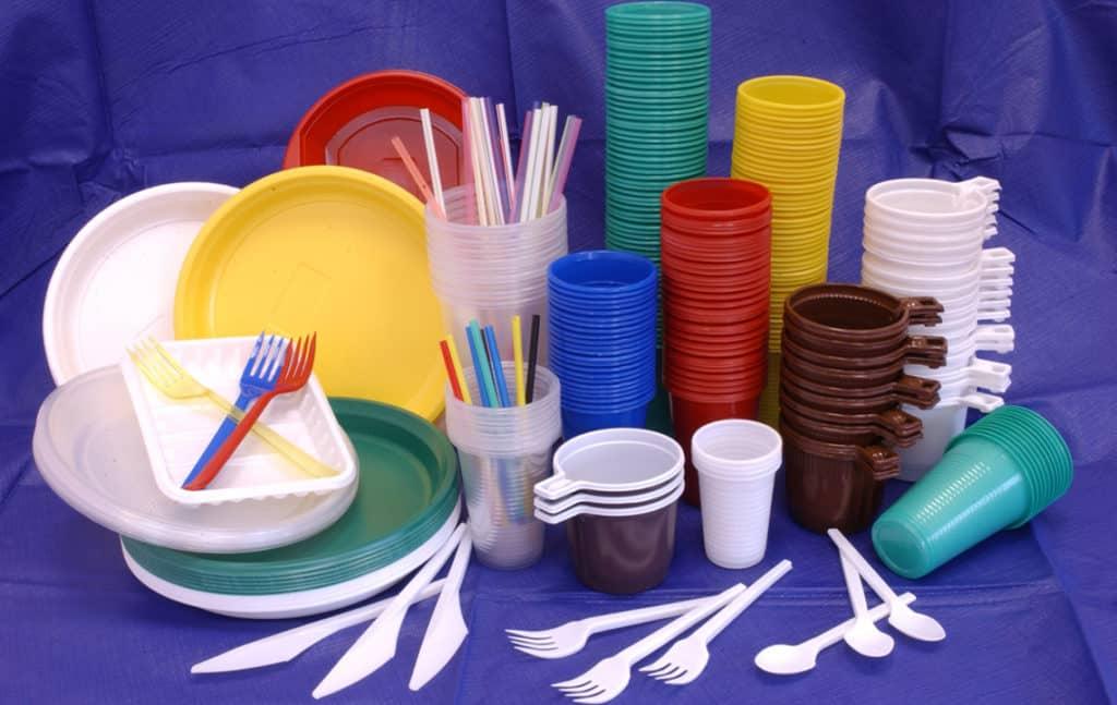 Утилизация посуды