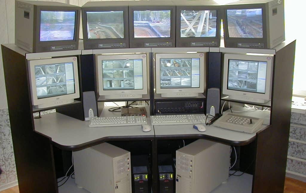 Система наблюдения и охраны