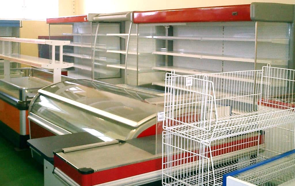 Утилизация торгового оборудования
