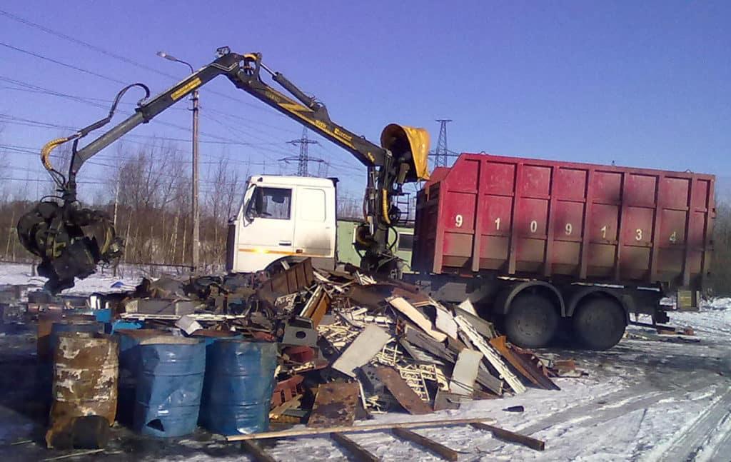 Утилизация в Серпухове
