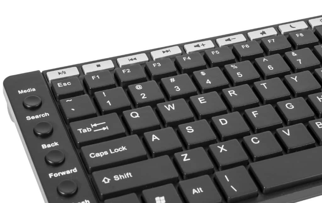 Старая клавиатура